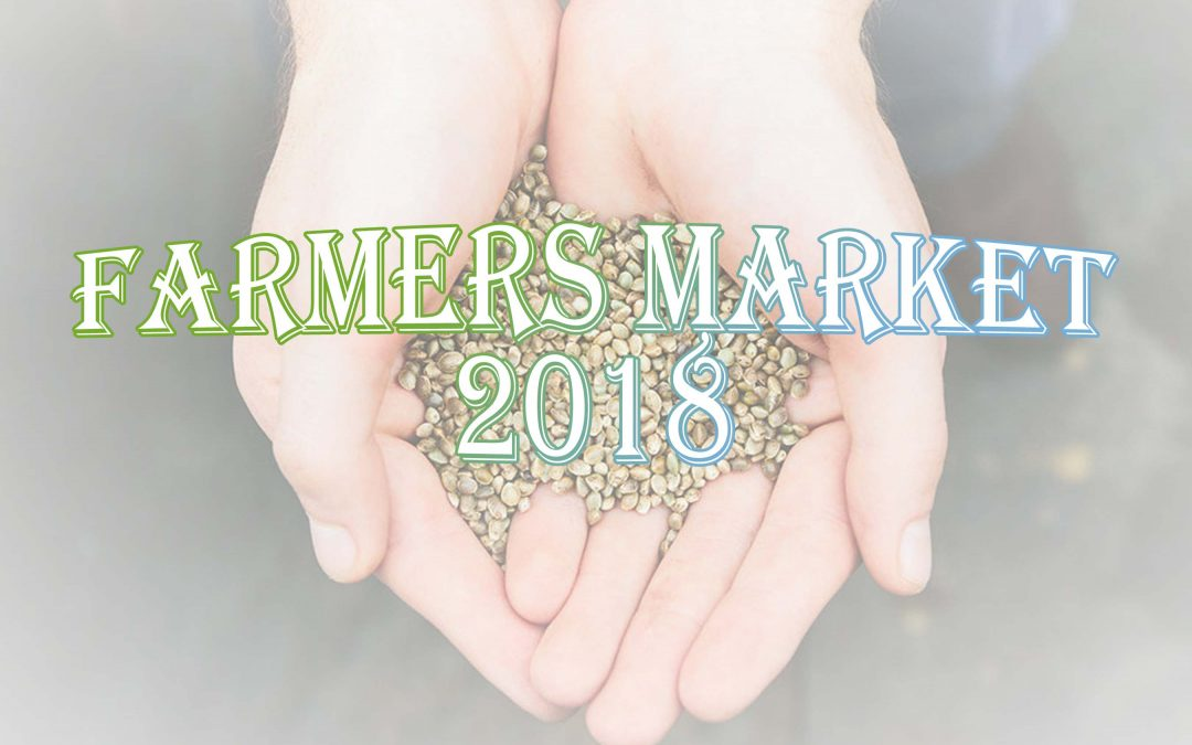Farmers Markets 2018