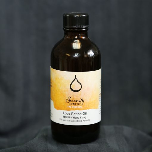 Serenity Remedies CBD All Natural Organic Cannabinoid Hemp Products - CBD Body Oil - Shop and Buy online - essential oil - pomegranate oil avocado oil almond oil apricot oil vitamin e - anti-inflammatory and anti-aging - neroli ylang ylang