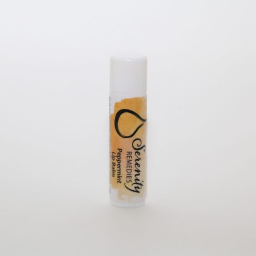 Serenity CBD All Natural Organic Cannabinoid Hemp Products - Lip Balm with Shea Butter and Lycine - shop and buy online
